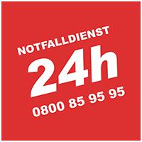 Ex Team AG Notfalldienst 24h 0800 85 95 95