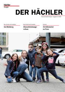 Firmenzeitung_Der Haechler_2_2019_Titel