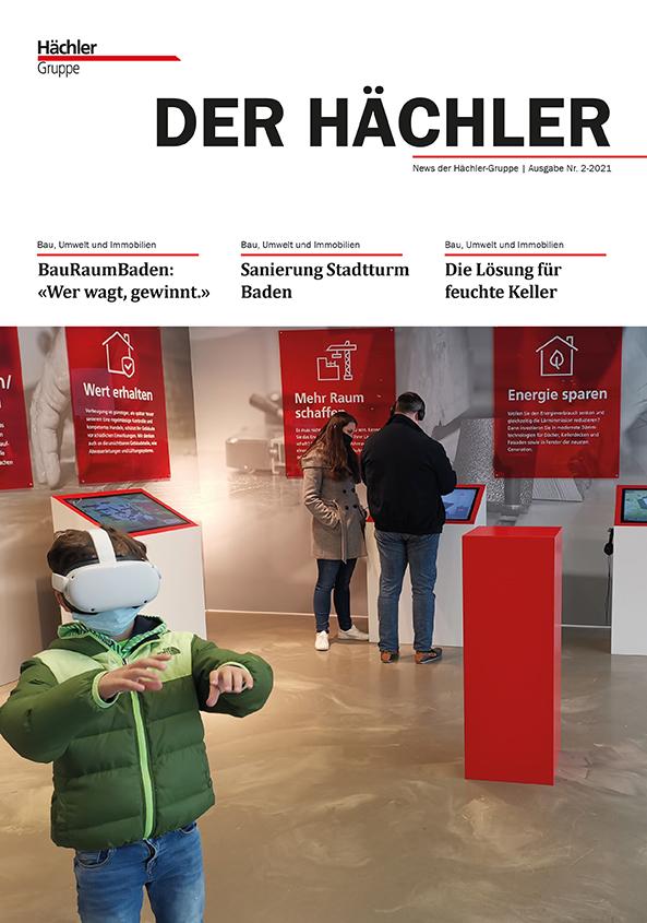Firmenzeitung_Der Haechler_2_2021